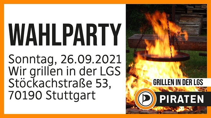 wahlparty
