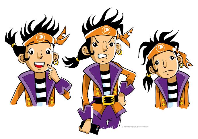 Pirat2Faces(RZ)