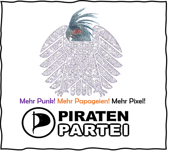Papageienkampagne